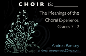 The Meanings of the Choral Experience